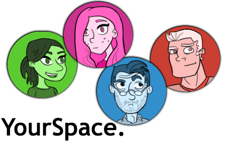 Your Space dating violence game